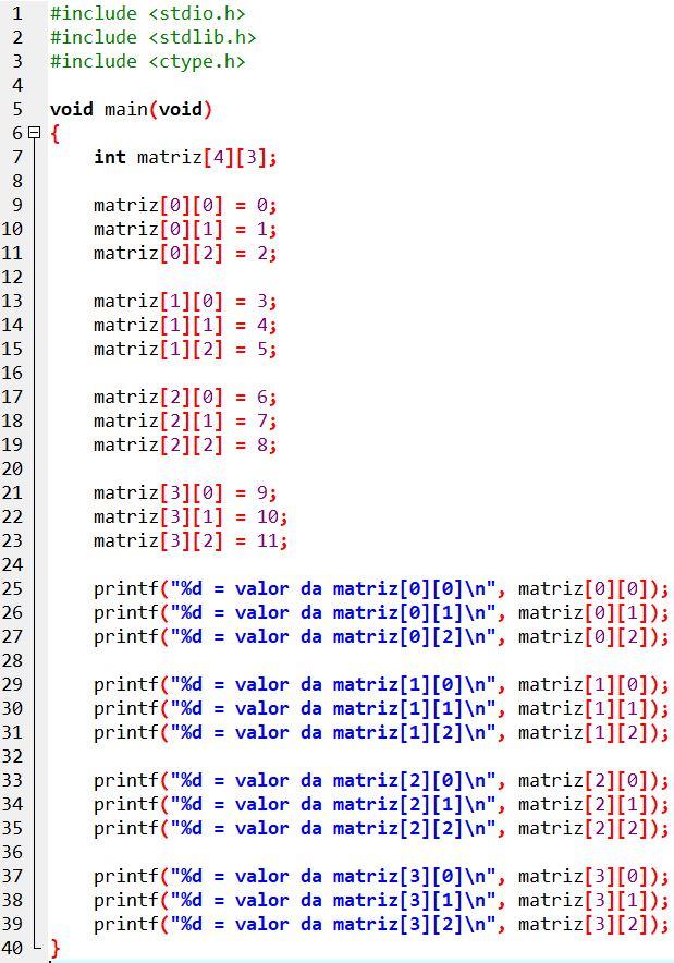 exemplo_matrizBidimencional01
