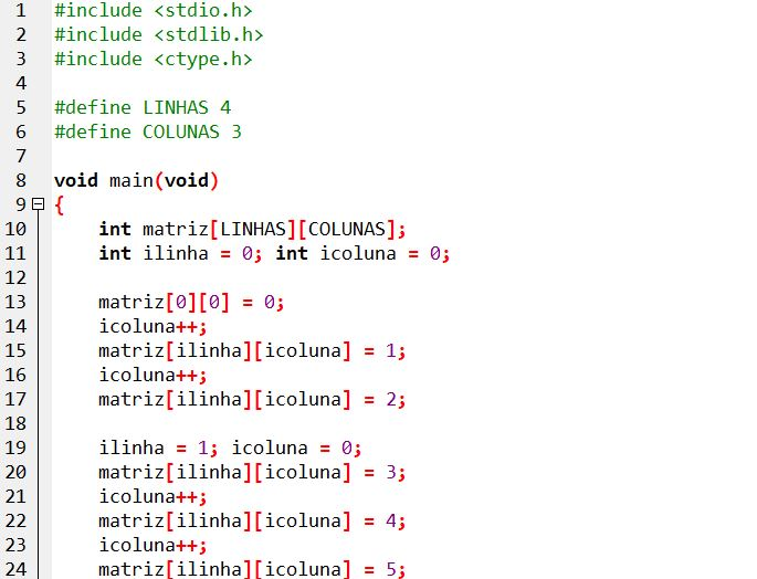 exemplo_matrizBidimencional02_Parte01