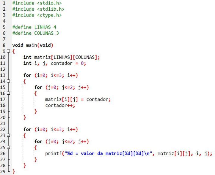 exemplo_matrizBidimencional03
